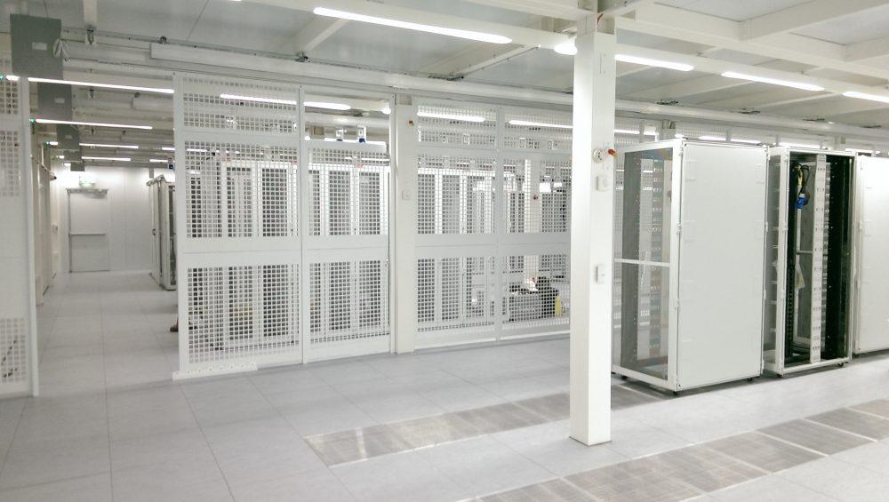 Colt Telecoms Halls